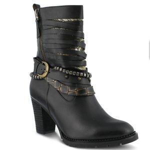 NEW! L'artiste by spring step makos boot